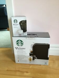 Verismo By Starbucks. Coffee machine and Milk Frother