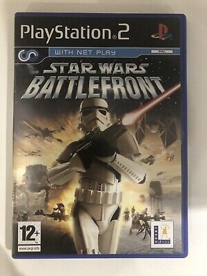 Star Wars: Battlefront (PS2), Playstation 2