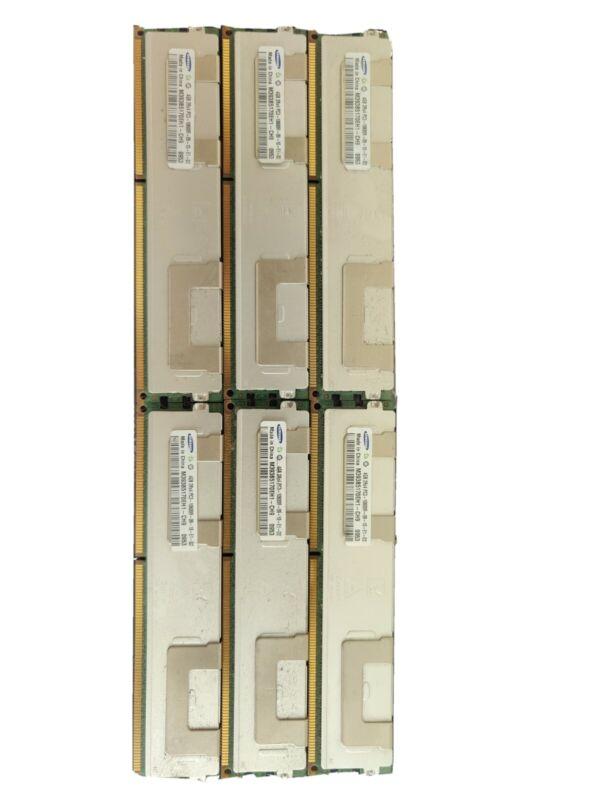 32 GB 32GB DDR3 1300MHz (6 modules)