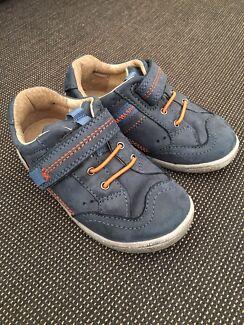 Startrite boys shoes size 5 1/2 G RRP$94.95 Moorabbin Kingston Area Preview