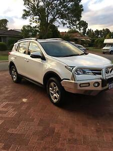 2013 Toyota RAV4 SUV with 12 month rego Bateman Melville Area Preview