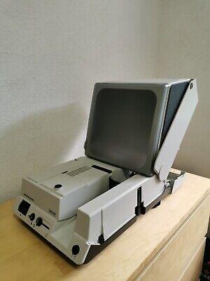 REFLECTA CLASSIC AFM 150 weiss Diaprojektor mit Tageslichtbildschirm