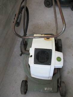 VICTA 2 STROKE LAWN MOWER.SPARES OR REPAIR.