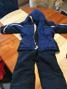 Boys Columbia snowsuit.