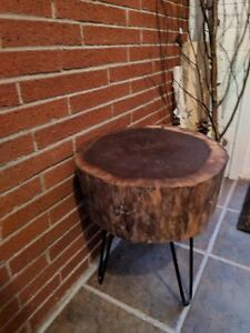 Funky Tree Slice chair, or table