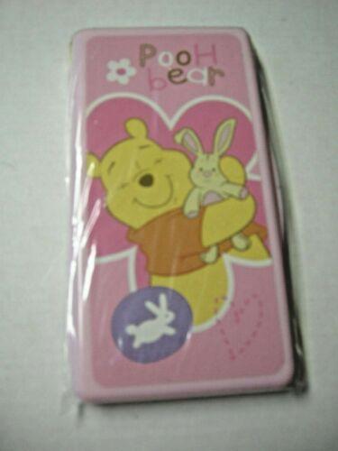 Winnie The Pooh Wipes Travel Case Bu Cudlie Accessories, Pink, Brand New