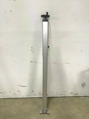 Enercon  Aluminum Adjustable Conveyor Leg Stand Base Mount Unit 60-68