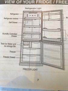 Refrigerator shelves and drawers