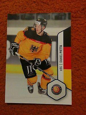DEL2 Playercard 16/17 #312 Daniel Pietta Krefeld Pinguine KEV DEB