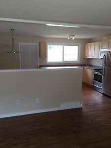 Newly Renovated 2 bedroom main floor of house for rent