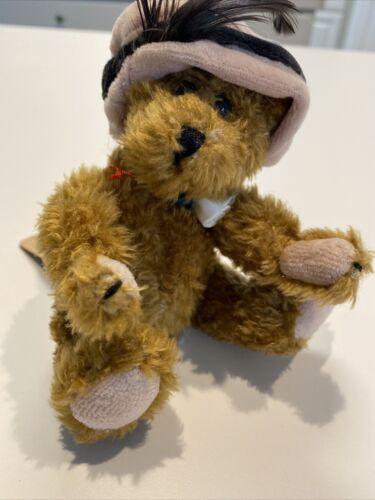 Boyds Bear Chanel De La Plumtete Small Investment Collection Bear Style 9184 E1 - $4.00