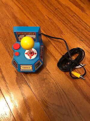 Jakks Namco Ms. Pac-Man Plug and Play 5 in 1 *Tested, Working Great!* *Fast Ship
