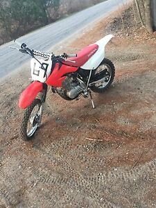 Crf 80 trade for sled