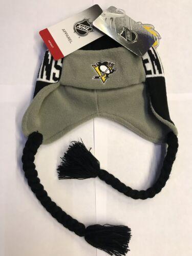 Pittsburgh Penguins NHL APPAREL Infant Winter Hat  FREE SHIP