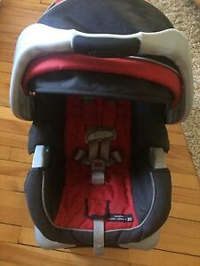 Car seat/base and stroller adapter