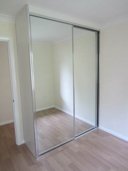 1 of 3 & Wardrobe sliding doors \