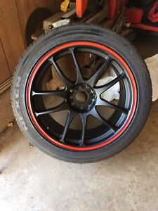 """New Price!!!  18"""" Tires and Rims"""
