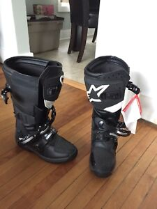Alpine Star Dirt Bike Boots