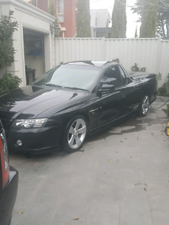 vz ssz ute 2005 hbd 6 speed manual ls1