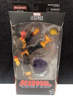 Marvel Legends DEADPOOL X-MEN SUIT *NO BAF**SHIPS LOOSE*