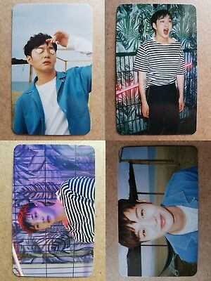 Btob Changsub Authentic Official Photocard  This Is Us  11Th Album Select Ver
