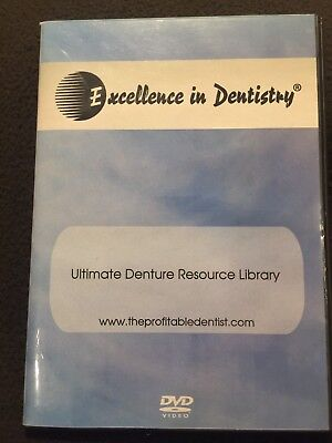 Ulimate Denture Resource Library By Excellence In Dentistry
