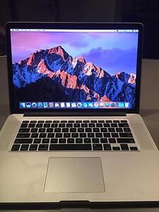 Macbook Pro 15 Retina i7, 512GB SSD, 16GB RAM + Extra CHEAP!! Melbourne CBD Melbourne City Preview