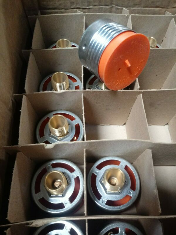 Victaulic V3802 Brand New Quick Response Automatic Fire Sprinkler (Lot Of 10)