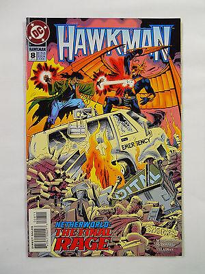 VINTAGE! DC Comics Hawkman #8 (1994)