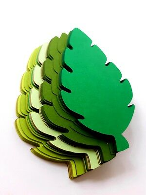 - Autumn Fall Leaves / Leaf Die Cut Outs ( Scrap Booking, Embellishments, Fall)