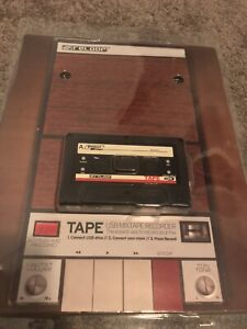 Reloop Tape DJ Sound Card and USB Recorder