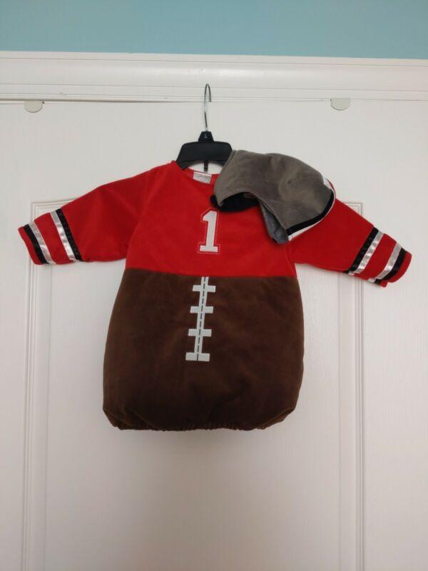 Koala Kids Size 6-9 Months Football Player 2-Piece Halloween Costume NWT