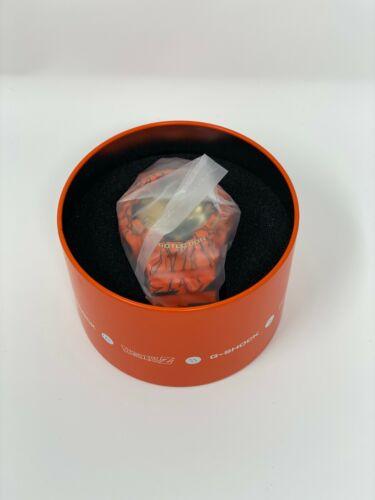 Casio G-Shock Analog-Digital Limited Edition Dragon Ball-Z Watch GA110JDB-1A