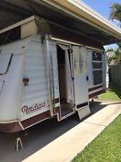 """Roadstar Caravan 16f 6 """" pop top 1993 Currumbin Gold Coast South Preview"""