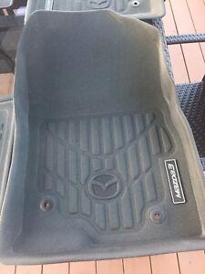 Tapis d'hiver pour Mazda 3 année 2014 et après