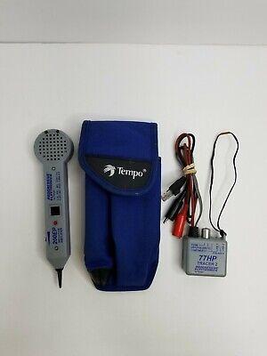 Progressive Electronics By Tempo 200ep Amplifier Tracer 2 77hp Tone Generator