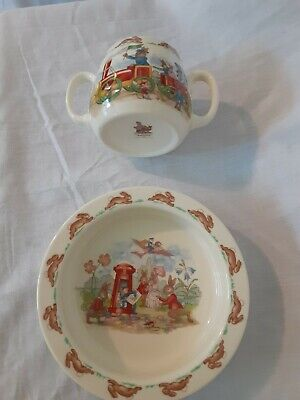 Bunnykins Mug & Bowl Set