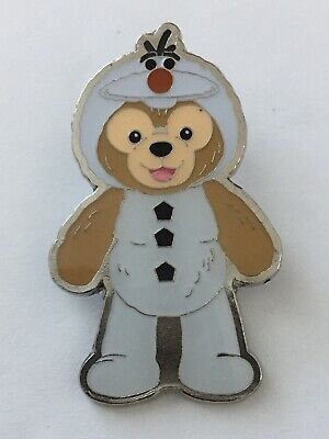 DISNEY PIN - Duffy Bear as Olaf from Frozen Cosplay Costume](Olaf Costumes From Frozen)