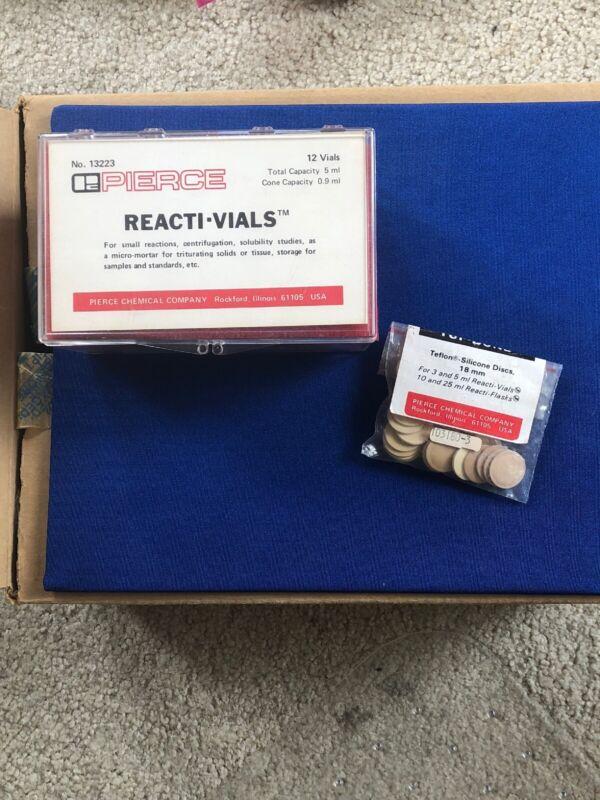 Pierce Reacti-Vials 5 ml 12pk