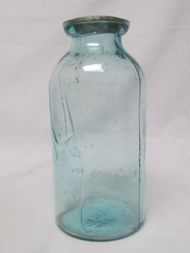 Genuine Half Gallon KY CW CO (On Base) Wax Sealer with Original Lid, Very Crude
