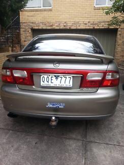 2000 Holden Calais Sedan Balwyn North Boroondara Area Preview