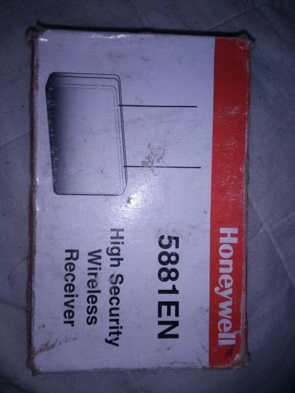 Honeywell High Security Wireless Receiver 5881 EN