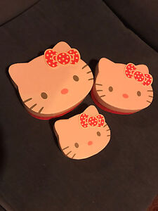 Brand New Hello Kitty Gift Boxes, Set of 3 Brunswick Moreland Area Preview