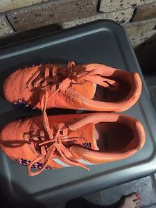Adidas Predito Soccer boots kids/youth sz US 2 Karuah Port Stephens Area Preview