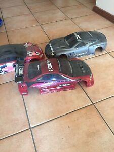 Tamiya 1/10 4wd rc car and lots of parts Narellan Vale Camden Area Preview