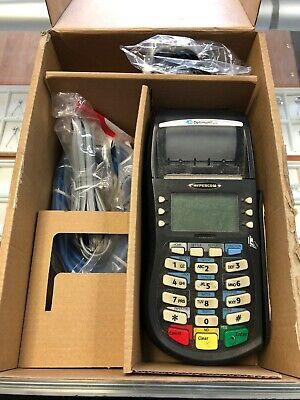 Verifone Credit Card Machine - Vx 520 Ctls - Brand New Open Box