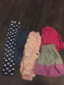 Size 4t and 5t girls clothing