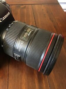 Canon 24-70mm EF 2.8 L II Zoom Lens