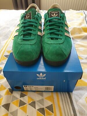 Adidas Dublin St. Patrick Paddy UK10.5 Size? Exclusive BNIBWT