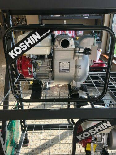 "Koshin 2"" Water/Trash Pump KTH-50X, Gas Powered                             -077"